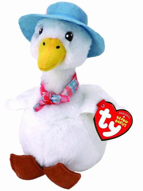Jemima puddleduck-Beatrix Potter ty soft toy