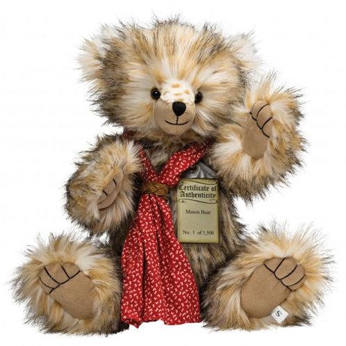 Mason-silvertag bear