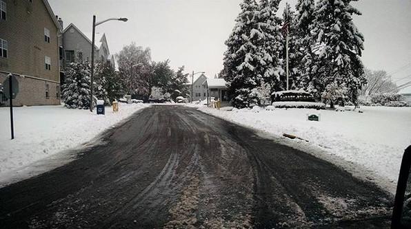 HOA Snow & Ice Management
