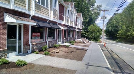 Retail Landscape Install