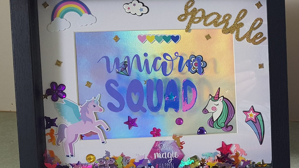 Unicorn Squad Frame
