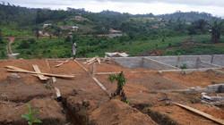 K.M.C construction site