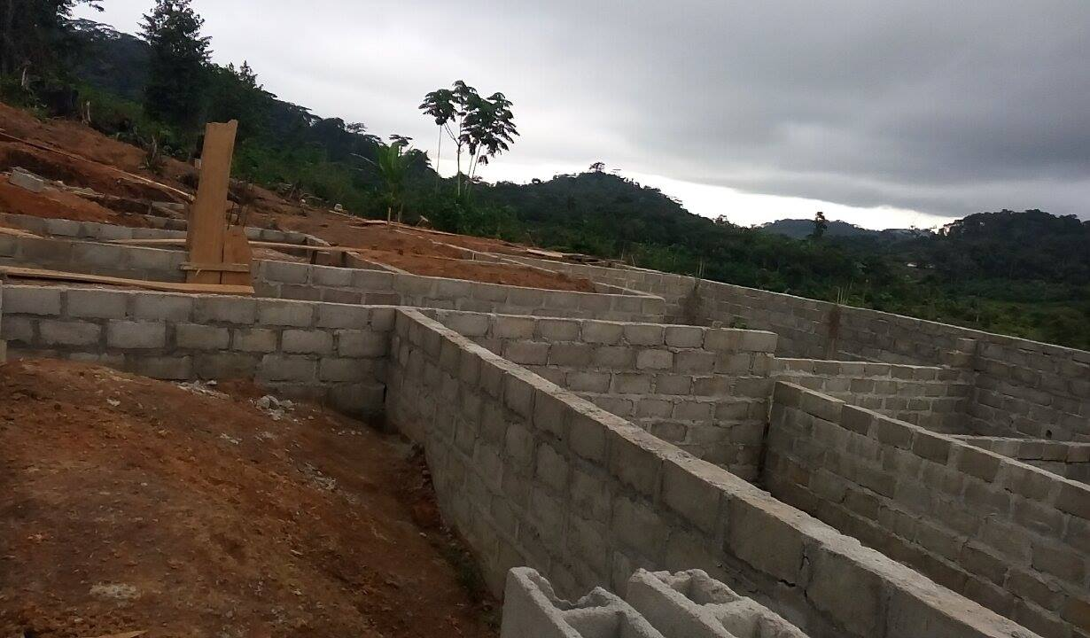 K.M.C construction site