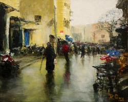 Rainy Day in Meknes