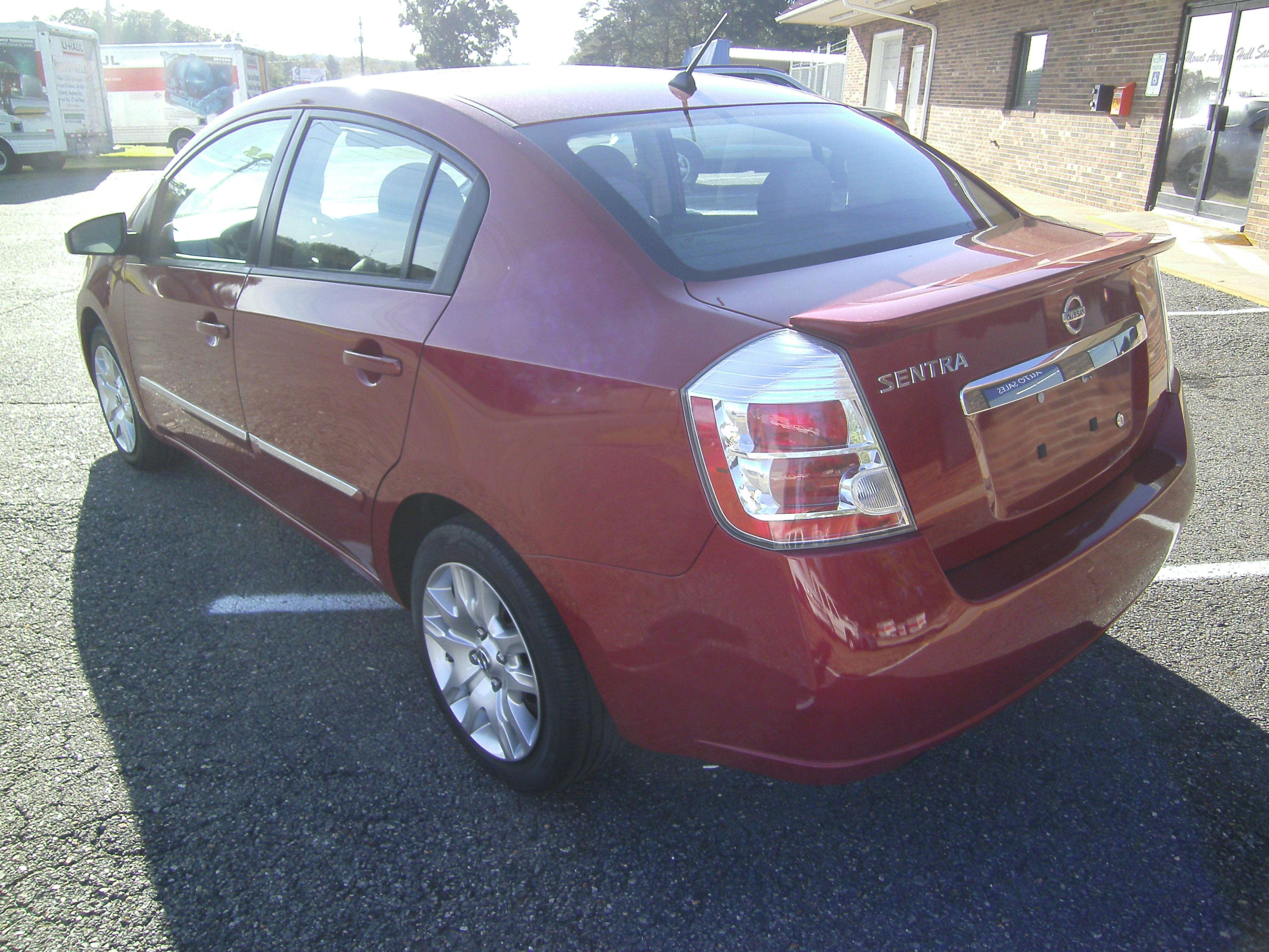 2012 Nissan Sentrav