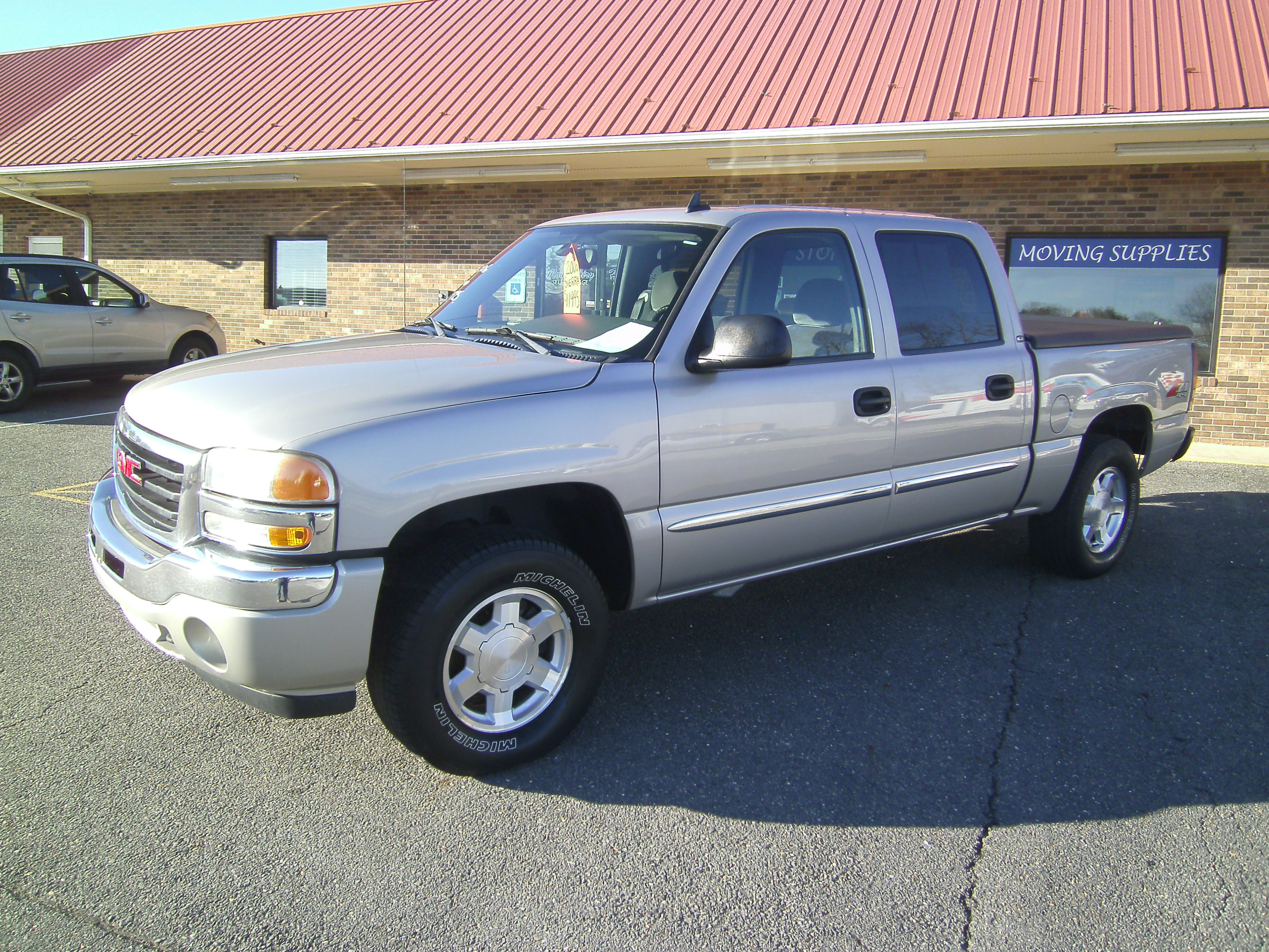2006 GMC Sierra