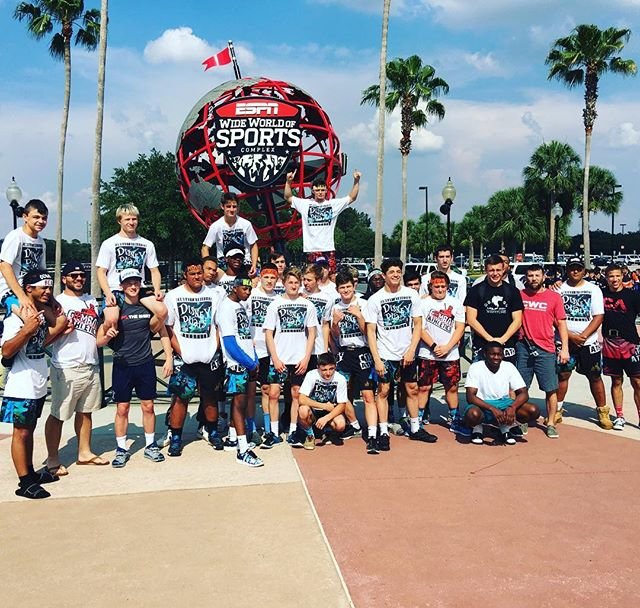 Day #3 of Disney Duals. 12 matches down.