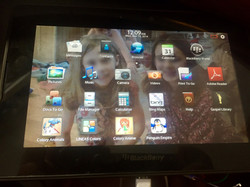 Blackberry Playbook not functioning