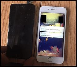 iPhone 5s Screen Change