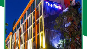 ติดตั้งระบบ Wi-Fi Hotspot ความเร็วสูงให้กับโรงแรม The Rich อุบลราชธานี