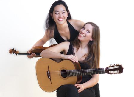 YuEun and Ines Duo