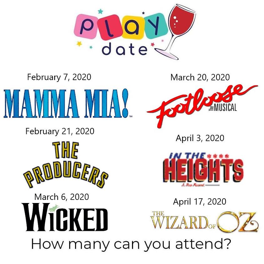 Imaginary Theatricals' Play Date: Mamma Mia