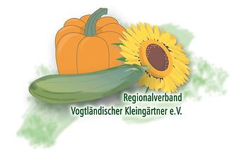Logo Regionalverband Vogtändischer Kleingärtner e.V. Plauen