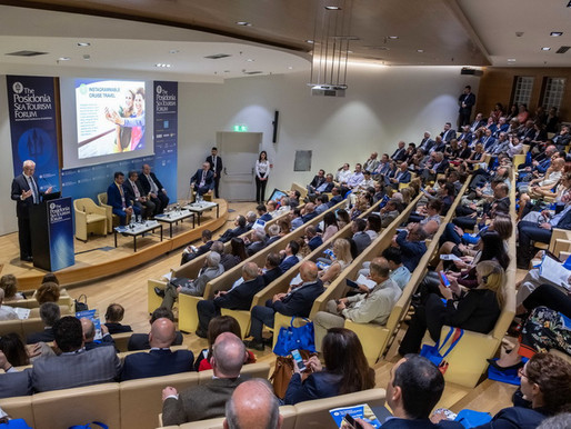 Posidonia Sea Tourism Forum sets new attendance records