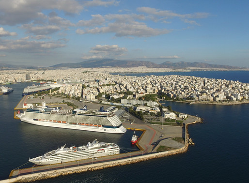 The 5th Posidonia Sea Tourism Forum in Athens: Creating a new vision for sea tourism in the East Med