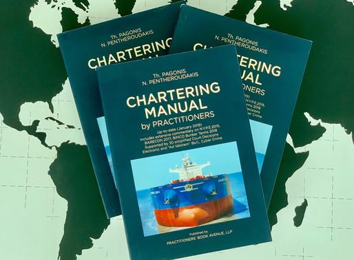 John Faraclas: 'Chartering Manual' makes a big splash