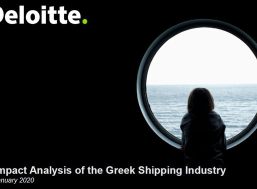 Deloitte's Impact Analysis of the Greek Shipping Industry, 5th Naftemporiki Shipping Conference