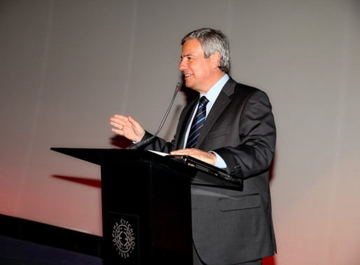 IMO Ambassador in Greece: Leonidas Dimitriadis - Evgenidis