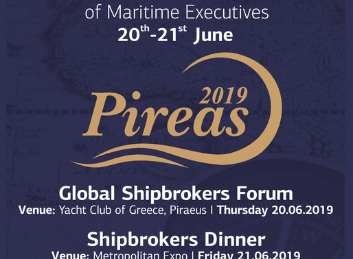 Hellenic Shipbrokers Association: The 7th Global Symposium of Maritime Executives