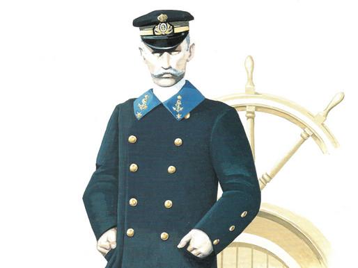Πλοίαρχος ΠΝ (ε.α.) Γήσης Παπαγεωργίου: Στολές του Πολεμικού Ναυτικού