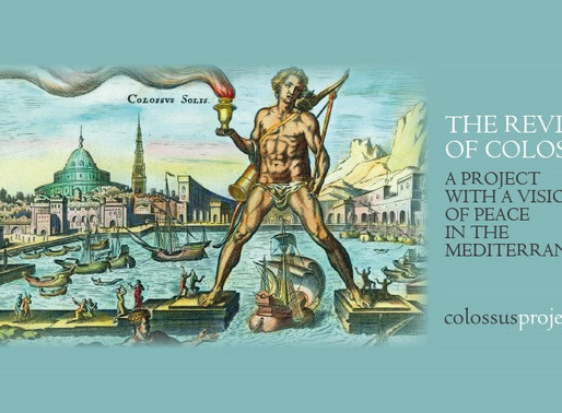George Barboutis: The Revival of the Colossus of Rhodes