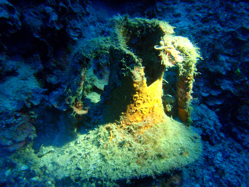 """The Associated Press: """"Greece opens shipwreck sites to divers as underwater museums"""""""