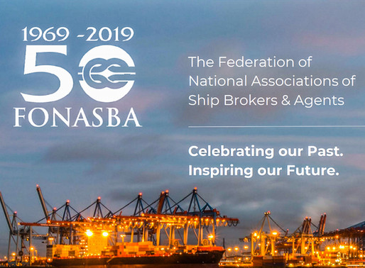 The Federation of National Associations of Ship Brokers and Agents celebrates 50th Anniversary
