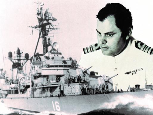 Αντιναύαρχος ΠΝ (ε.α.) Κωστής Γκορτζής: Το Κίνημα του Πολεμικού Ναυτικού τον Μάιο του 1973
