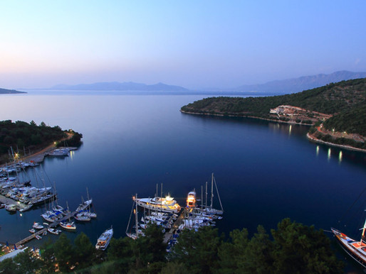 Yacht Charter: The jewels of the Ionian Sea, by EKKA Yachts
