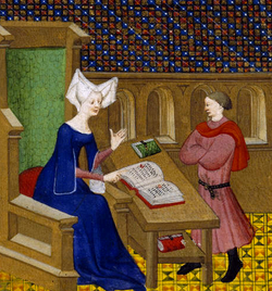 Women's Voices in Middle Ages