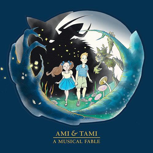 Ami & Tami Album With Lyrics