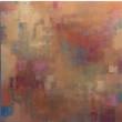 48 x 48 Acrylic on wood panel SOLD