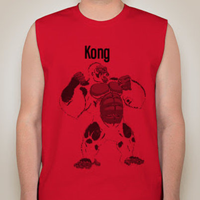 King Kong Ultra Cotton Muscle Tank Top Summer Ware