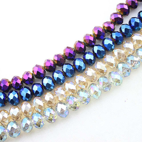 Crystal Bracelet Shiny Jewelry For Male/Female