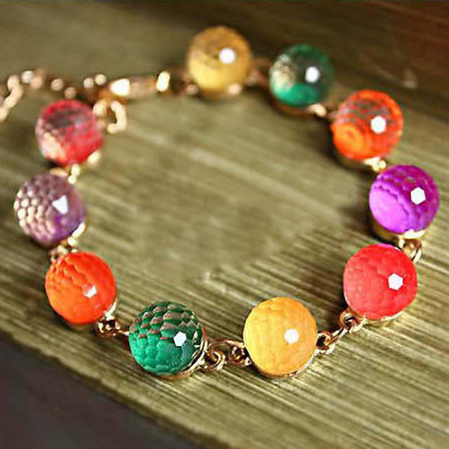 New Women Jewelry Fashion Candy Color