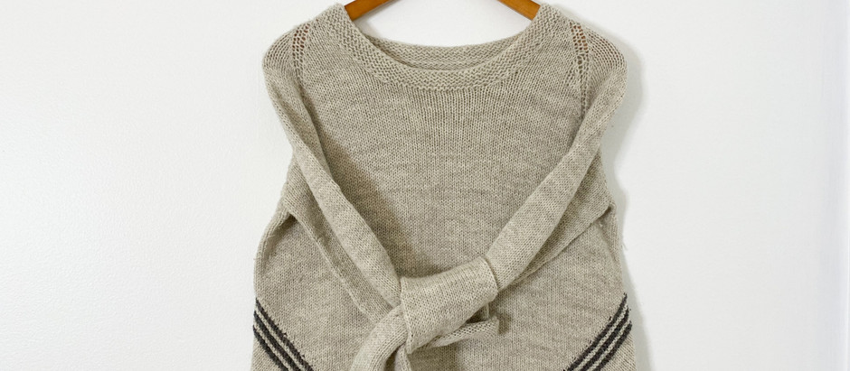 The Hyannis Port Pullover by Bristol Ivy