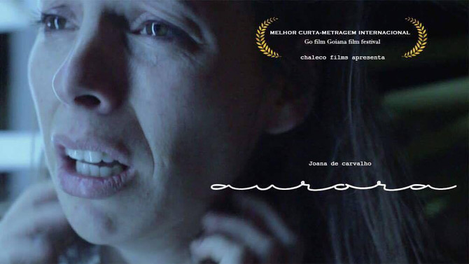 Joana DeCarvalho protagoniza curta vencedora