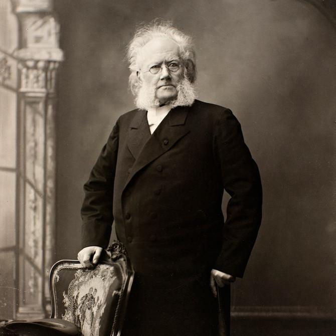 Comunicado: apresentações do espectáculo de Henrik Ibsen no CCB adiadas.