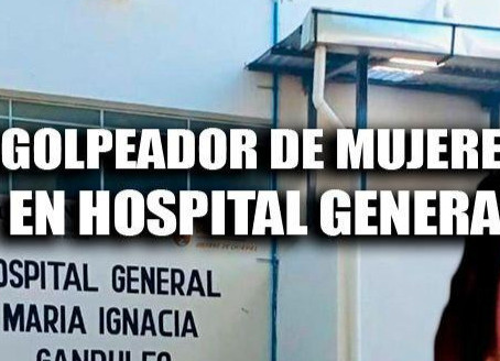 Acusado de violencia familiar en el Hospital General de Comitán responde