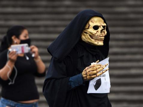 México ya rebasó las 50 mil muertes por coronavirus