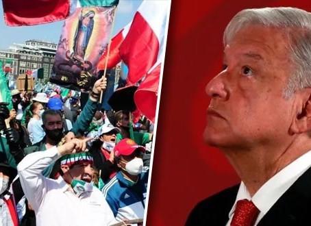 La politización del COVID-19 en México: AMLO vs. La Oposición