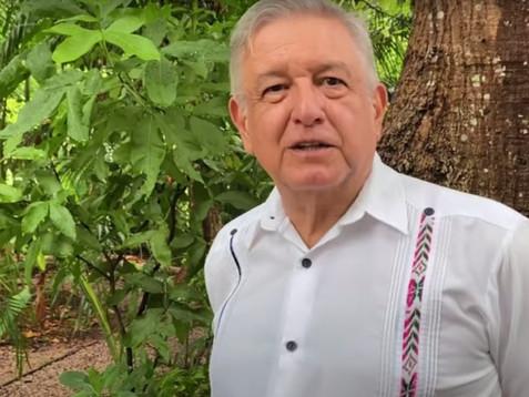 """AMLO pide a adversarios que """"no coman ansias"""", si el pueblo no lo quiere se va"""