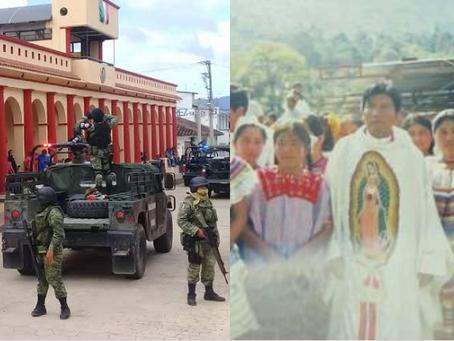 La violencia eterna de Simojovel: religión y política