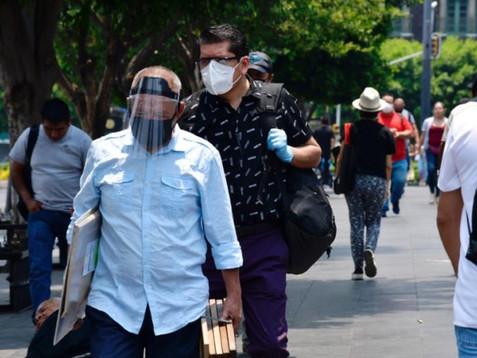 Supera México los 90 mil casos de COVID-19 y se acerca a las 10 mil muertes