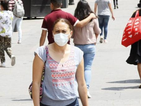 Ascienden a 56,757 las muertes por COVID-19 en México; van 522,162 casos confirmados