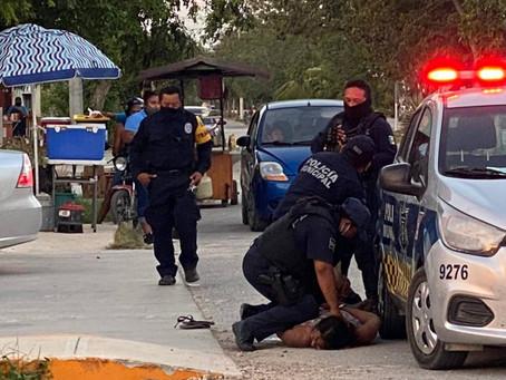 Ejercen acción penal por feminicidio contra 4 policías por muerte de mujer en Tulum