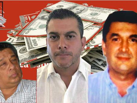 Denuncian robos millonarios para impulsar candidatura Yamil Melgar en Tapachula