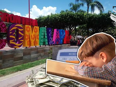 "Se enriquecen cobrando ""moches"" en escuela primaria de Comalapa"