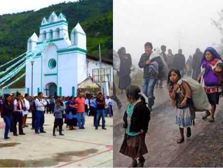 En busca de soluciones al conflicto entre Chalchihuitán y Chenalhó