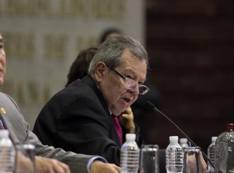 En Morena no somos encubridores de delitos: Muñoz Ledo